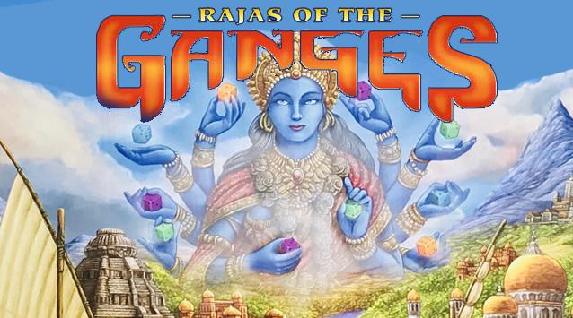 On a testé Rajas of the Ganges, un jeu absolument fabuleux !