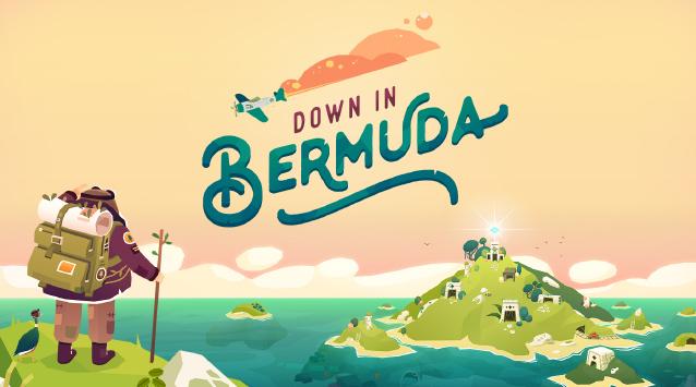 Down in Bermuda : puzzles sous les cocotiers !